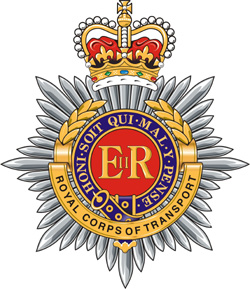 Royal Corps of Transport Badge